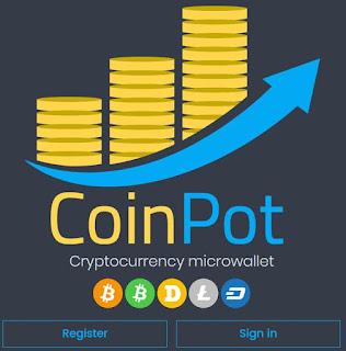 CoinPot, un excellent micro-wallet