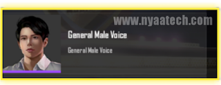 Active.sav | General Male Korean Quick Chat Voice Set