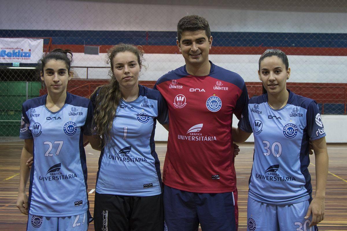 Goleira marauense inicia com vitória na Taça Brasil de Futsal Feminino 0a15c3bc002b7