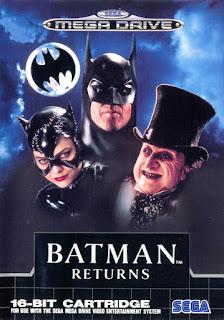 Jogo Batman Returns online grátis para Genesis