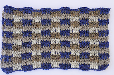 7 - Crochet Imagenes puntada colorida a crochet y ganchillo por Majovel Crochet