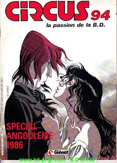 circus bd, spécial Angoulene