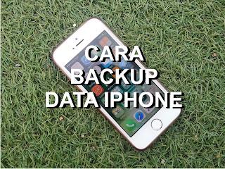 3 Cara Backup iPhone Agar Data Tidak Hilang