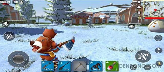 Game dengan genre Battle Royal Survival seperti PUBG Mobile adalah satu game Online Andro 5 Game Offline Android Mirip PUBG Mobile Yang Wajib Kalian Coba