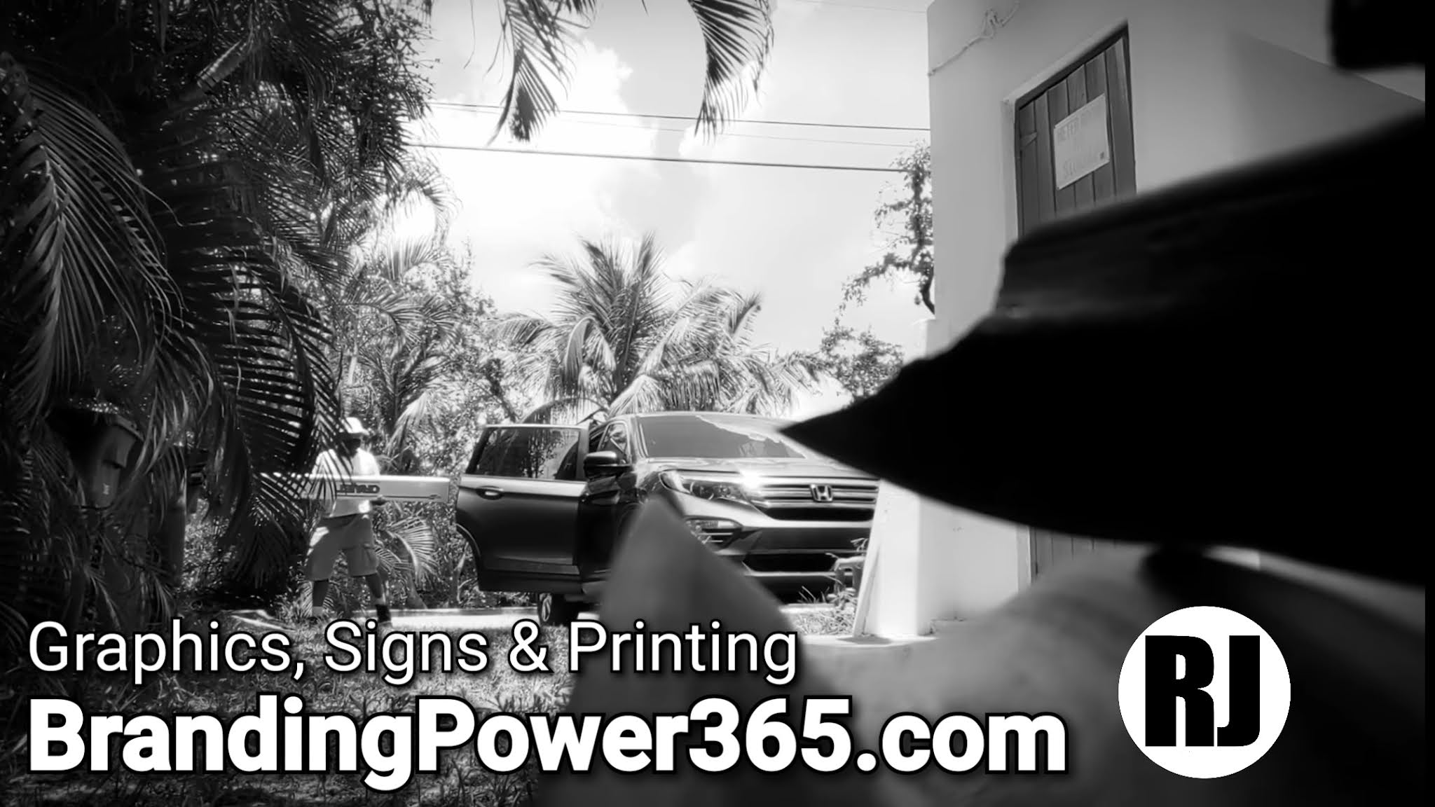 The Printing Process 30: Full ORAFOL Vinyl for Wraps, Stickers and Signs Delivered to Sign Shop. (BrandingPower365.com)