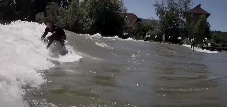 LANDLOCKED - SWISS SURFING Episode 1 Surf documentary