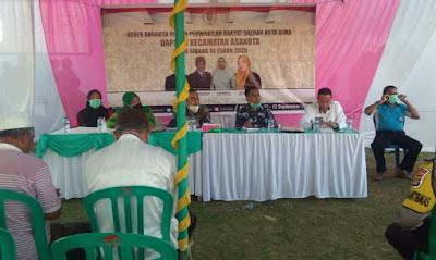 Dewan Menuai Cibiran, LUTFER Ditagih Janjinya Terkait Pembebasan Lahan Pelindo