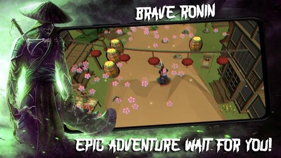 Brave Ronin – The Ultimate Samurai Warrior Apk Free on Android Game Download