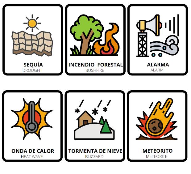heat in Spanish