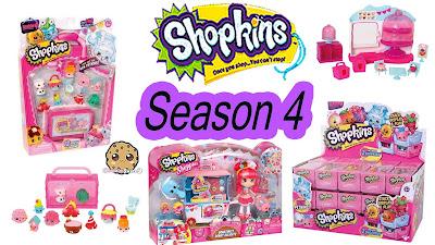 Các Seasons của Shopkins 1