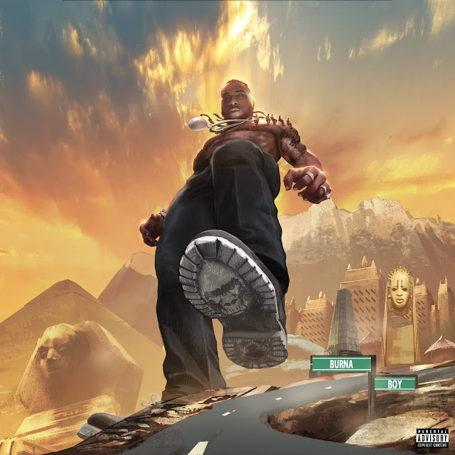 Burna Boy Feat. Youssou N'Dour - Level Up