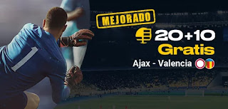 bwin promo champions Ajax vs Valencia 10-12-2019
