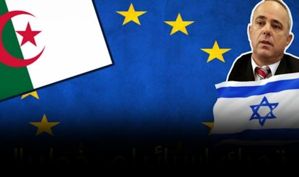 اسرائيل تزاحم الغاز الجزائري في اوروبا