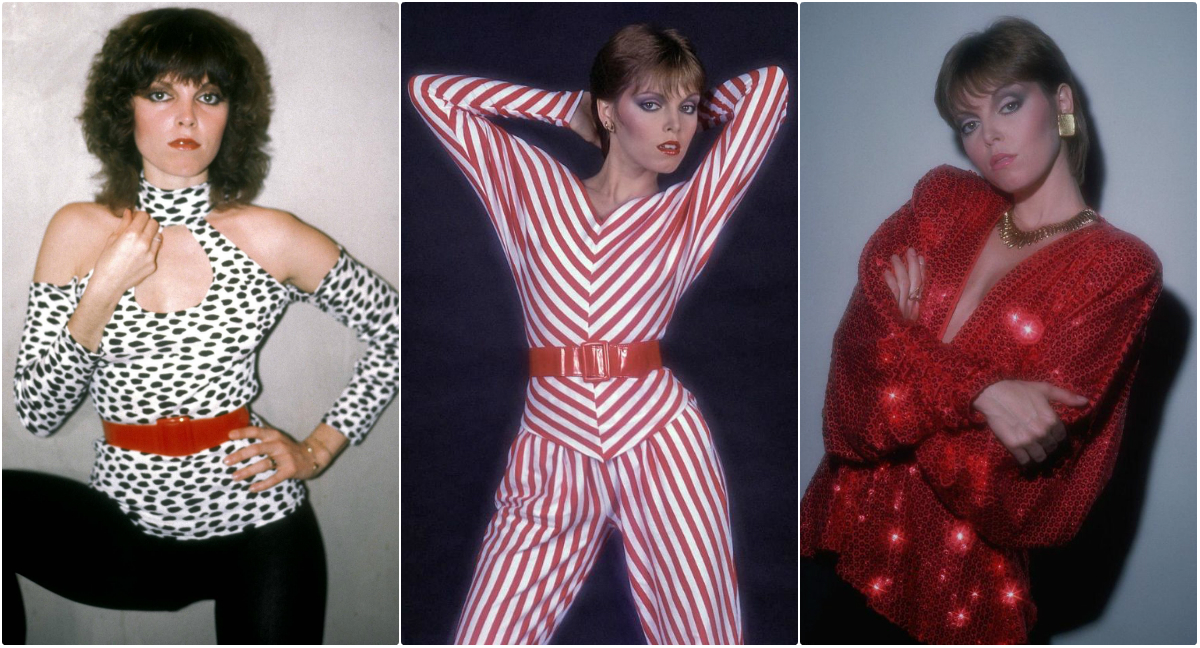 40 Fabulous Photos Show Fashion Styles of Pat Benatar in the Late 1970s and During the '80s