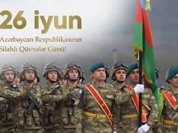 Hər bir Azərbaycanlının qürur  duyduğu 103 yaşlı Milli Ordumuz