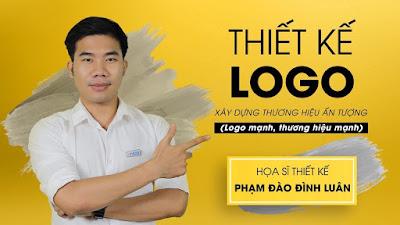 Chia Sẻ miễn phí Khóa Học Thiết kế logo - Xây dựng thương hiệu ấn tượng trị giá 399k update 2021