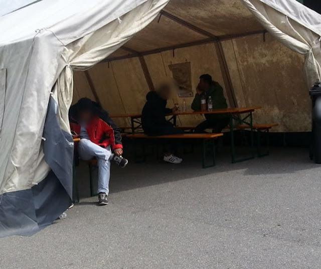 وزراء خارجية الإتحاد الأوروبي يضيقون الخناق على طالبي اللجوء