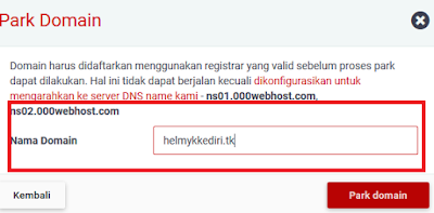 Tutorial membuat blog wordpress selfhosting gratis13
