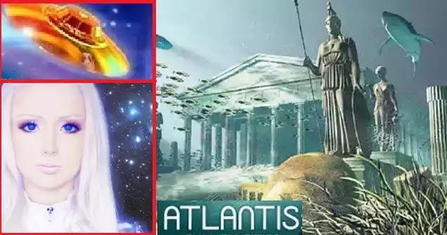 Από την χαμένη Ατλαντίδα στο σήμερα :  Οι απόγονοι των Ατλάντων ειναι ακόμα εδώ!
