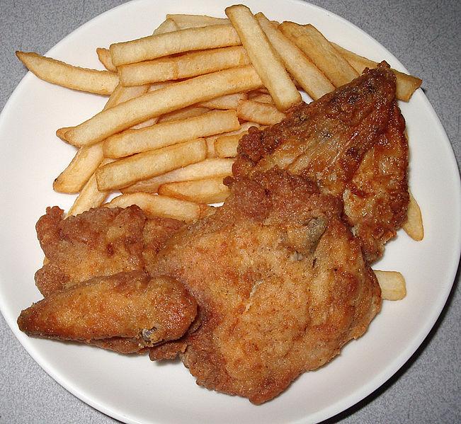 KFC (Kentucky Fried Chicken) T03 ~ Bukan tentang Langit