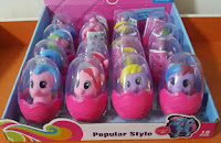 MLP Fake Playskool Friends Figures