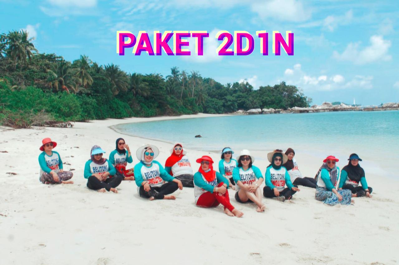 Paket 2D1N