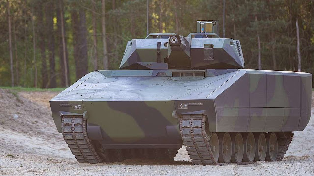 Lynx (Rheinmetall armoured fighting vehicle)
