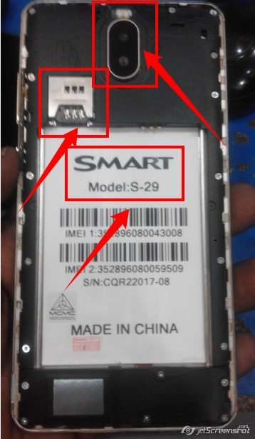 Smart S29 Flash File