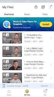 SnapTube YouTube Downloader - screenshot 5