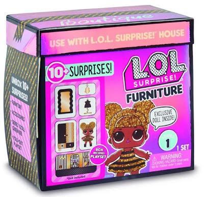 Мебель для Лол игровые наборы L.O.L. Surprise Furniture