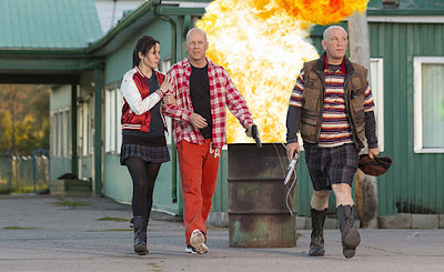 Bruce Willis Red 2 Movie Review