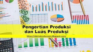 Pengertian Produksi dan Luas Produksi