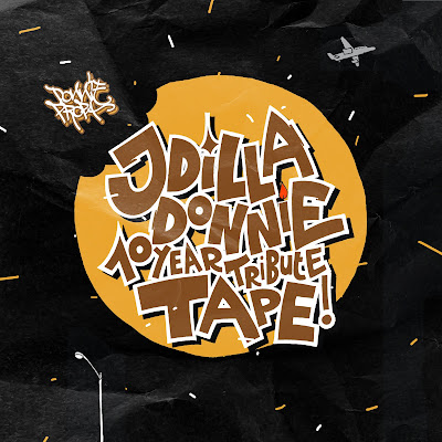 Donnie Propa – 10 Year Tribute Tape – RIP J Dilla (2016) (WEB) (FLAC + 320 kbps)