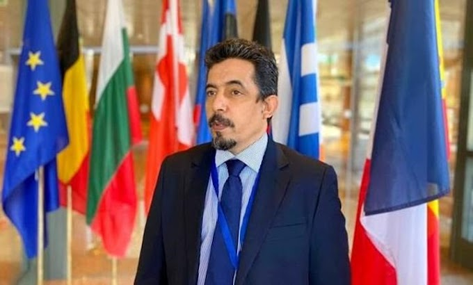"""أبي بشراي البشير : رفض الإتحاد الأوروبي مساعي المغرب ضم الصحراء الغربية لإتفاقية """"أنترباص"""" تطور إيجابي مثير للإهتمام."""