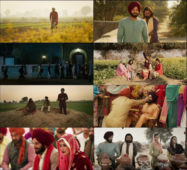 Saak 2019 Punjabi 720p WEBRip