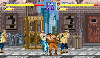 Jogue Final Fight na versão Arcade online