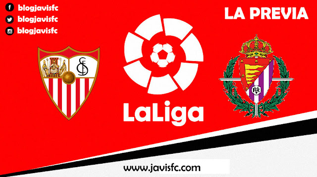 Previa Sevilla FC - Real Valladolid