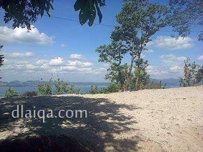 memandang Teluk Lampung dari Muncak