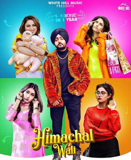 Himachal Wali Song Lyrics – Manavgeet Gill