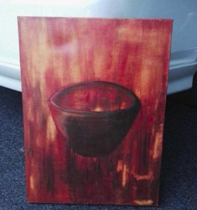 """Venden """"pintura embrujada"""" que causo actividad paranormal en Nueva Zelanda"""