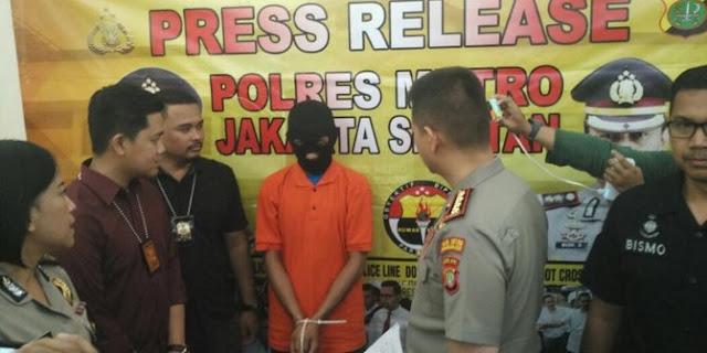 Pencuri kotak amal Masjid di Mampang pakai baju loreng, ini penjelasan TNI