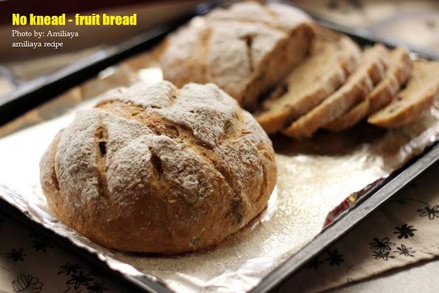 No knead - bread 免揉
