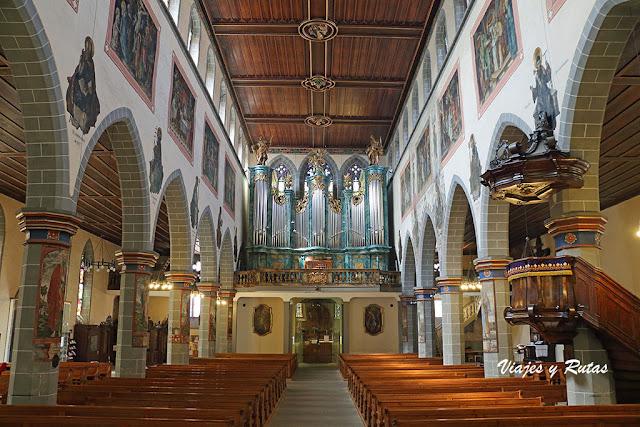 Iglesia de San Esteban de Constanza