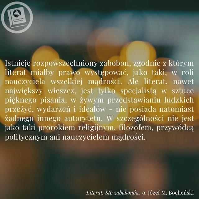 Czwartki z Bocheńskim (1)