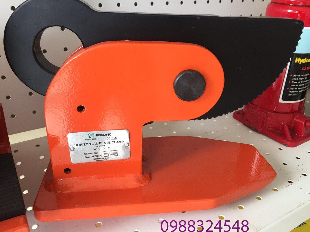 Kẹp tôn ngang Kondotec HPC 3 tấn