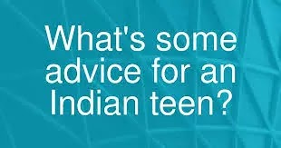 Some Advice For Teenagers