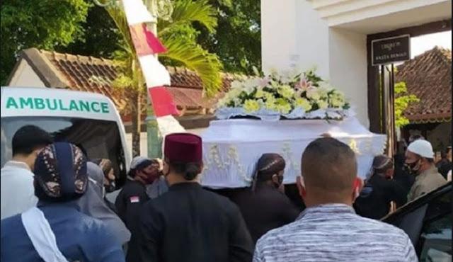 Kabar Duka, Kakak Sri Sultan Hamengkubuwono X Tutup Usia