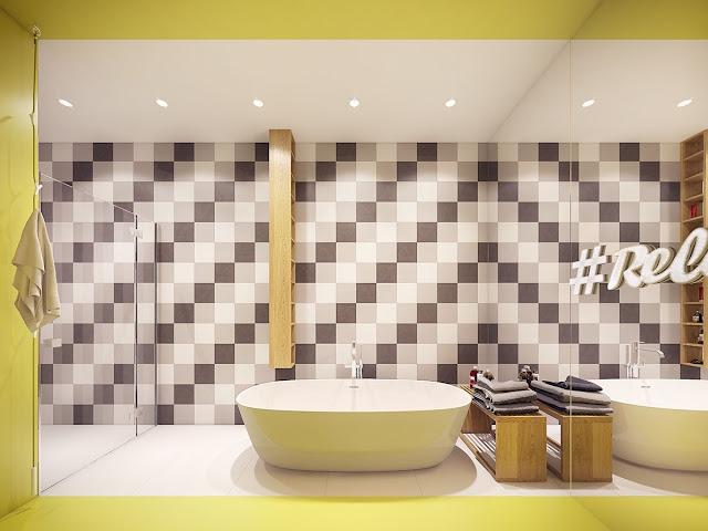 4*6 Bathroom Design