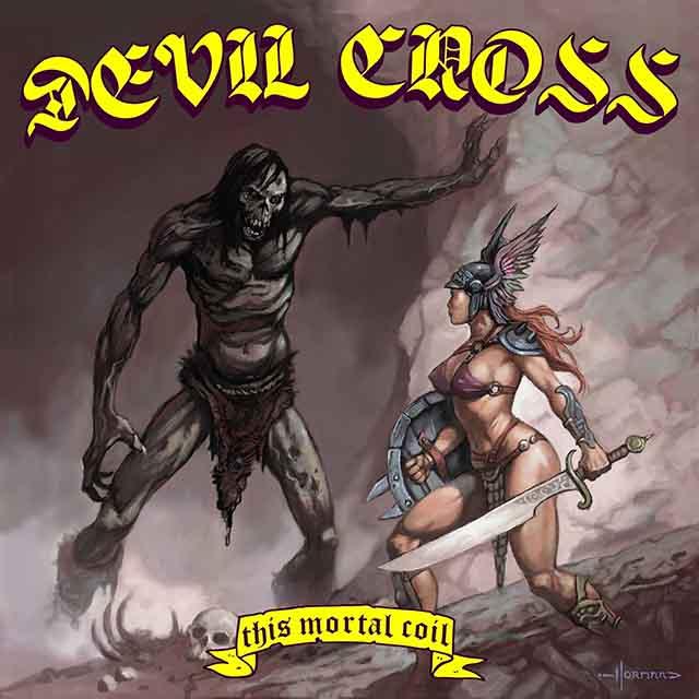 """Ο δίσκος των Devil Cross """"This Mortal Coil"""""""