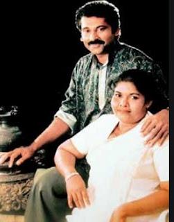 Lakshman Wijesekara and Chandra Kaluarachchi
